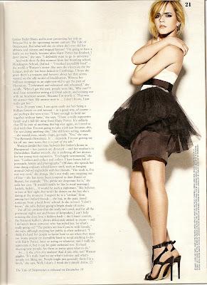 emma watson legs photo