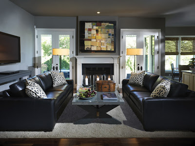Site Blogspot  Family Room Designs Ideas on The Family Room