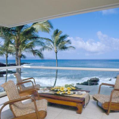 typical Hawaiian beach,