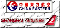 China Eastern and Shangai Airlines