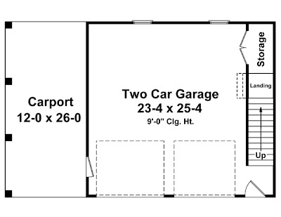 Garage Apartment Plans Southern Living