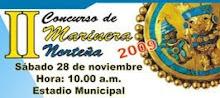 II CONCURSO DE MARINERA NORTEÑA 2009