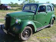 FORD PREFECT 1947