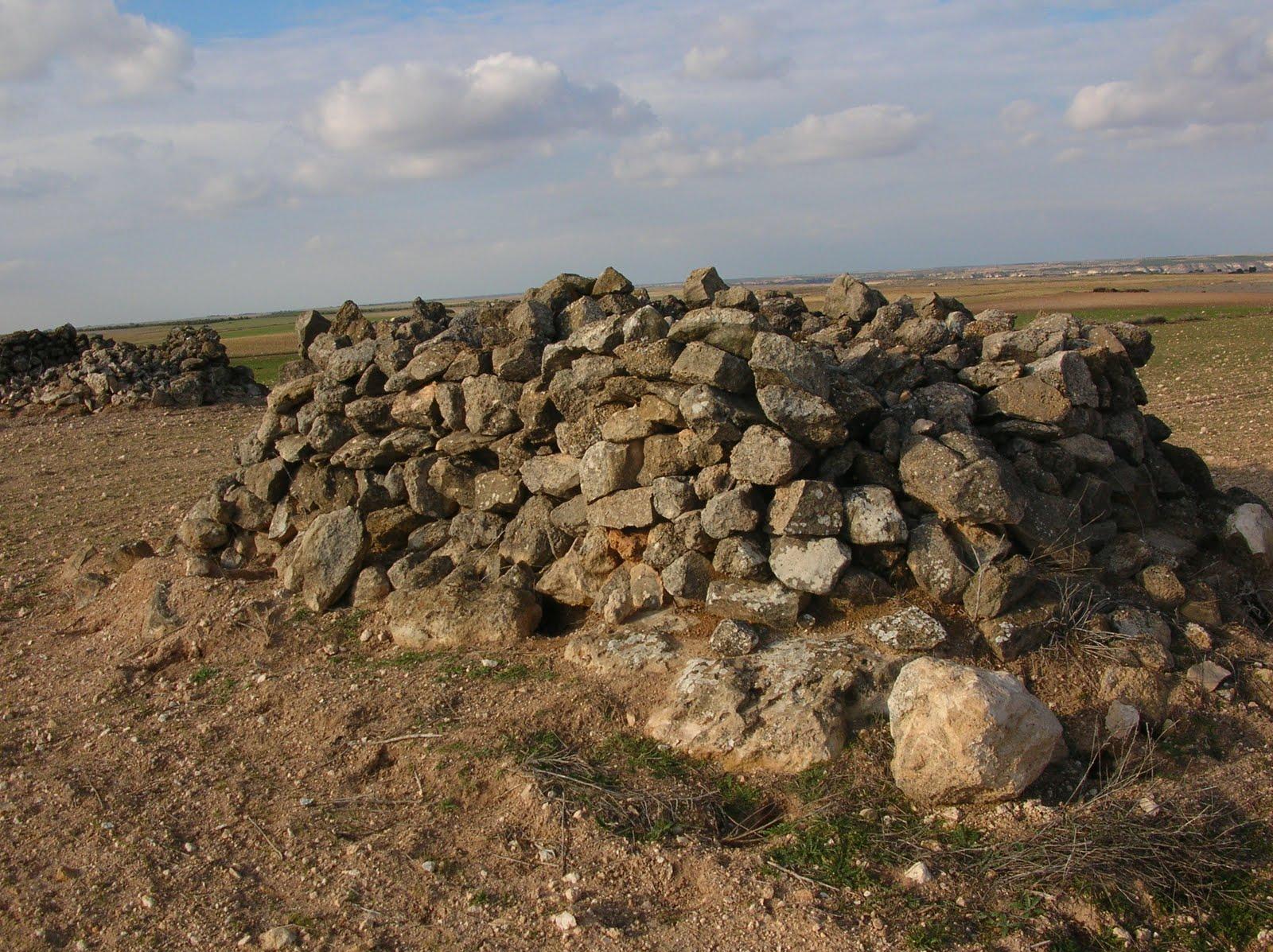 Tres culturas hornillos de lillo - Cerramientos de piedra ...