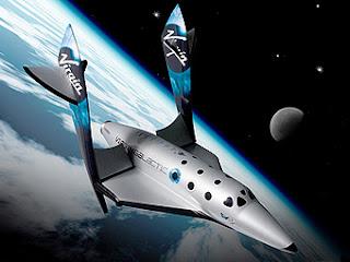 Корабль для космических туристов