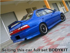 FX bumper with full set bodykit for sell