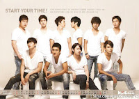 Super Junior Kyocheon Calendar 2011