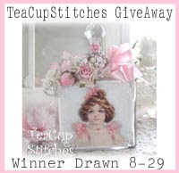 Gorgeous Giveaway... WOW