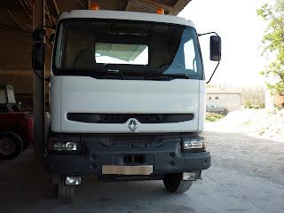 Camion Renault Kerax - Paca négoce