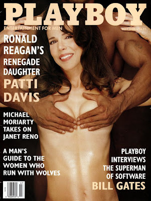 Patti Davis Playboy Pics