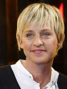 Ellen degeneres twitter account hacked