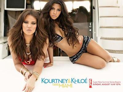 Kourtney and Khloe Take Miami Spoilers