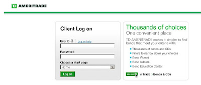 TD Ameritrade login, TD Ameritrade.com review &amp; locations