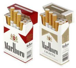 Players light cigarettes Marlboro price
