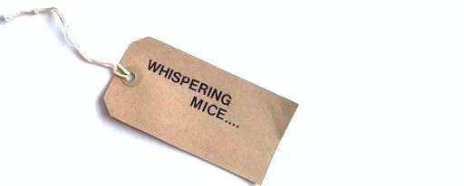 whispering mice