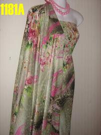 KAS 1181A : Sold To Rohayu - Beli Kain + Tempahan Baju Kurung Pahang