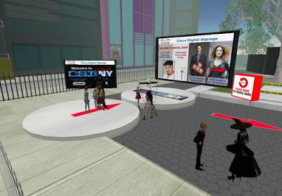 csi:ny in second life - newbie avatars