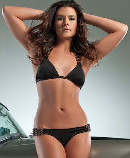 Have removed danica patrick bikini pic that's something