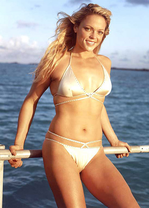 Jennie Finch: Throwback Lovely Lady of