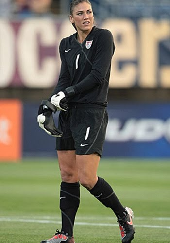 hope solo soccer. soccer player hope solo