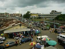Downtown Koforidua