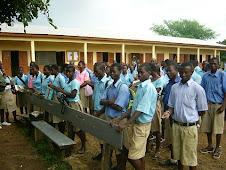 The students of Sirigu SHS