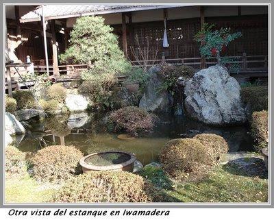 Hierba flotante d nde est el estanque de basho for Estanque japones