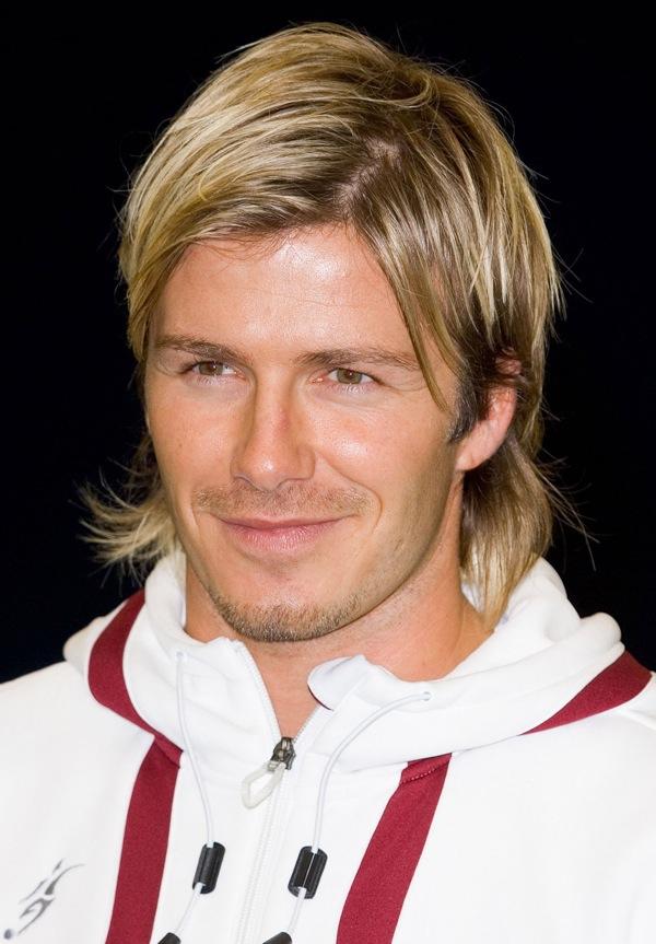 david beckham haircuts. David Beckham#39;s hairstyle
