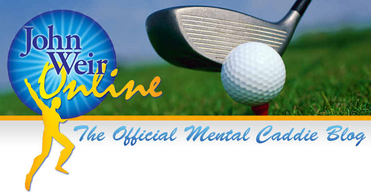 The Official Mental Caddie Blog