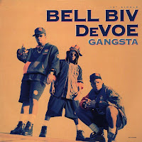 Cover Album of Bell Biv Devoe - Gangsta (VLS) (1992)