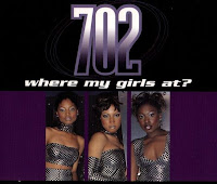 Cover Album of 702 - Where My Girls At (VLS) (1999)