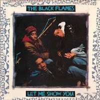 The Black Flames - Let Me Show You (VLS) (1990)