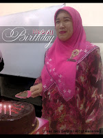 Pn. Azlina 40th Birthday