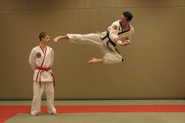 Arte Do Taekwondo