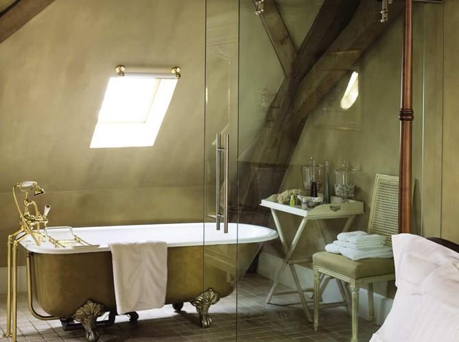 Fauna decorativa: Muebles antiguos para el baño / Old ...