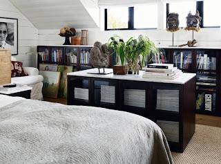 libreria vitrina dormitorio