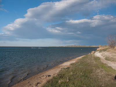 Standley Lake, Vista al agua