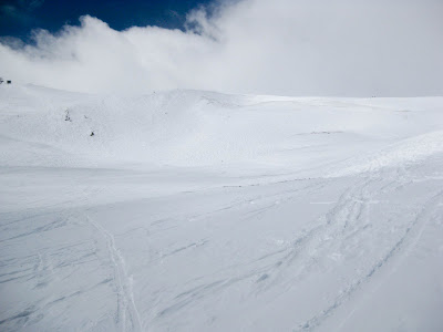 Loveland Ski Area, Below Chair 9