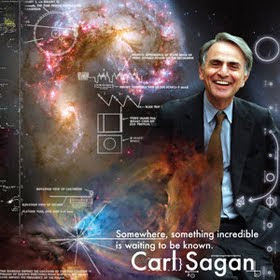En memoria de Carl Sagan