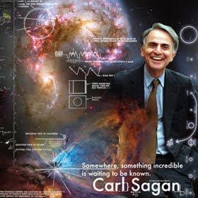 En memoria de Carl Sagan