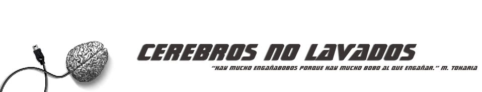 Cerebros no lavados