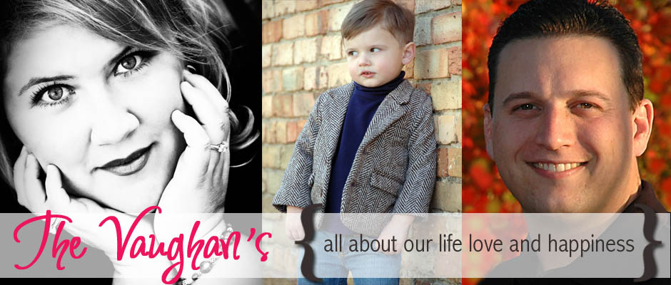 David, Tiffany & Aidan Vaughan:  The 411