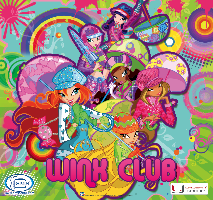 winx club games. Winx Club as Angels