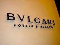 ミラノBVLGARIホテルへ行って参りました。