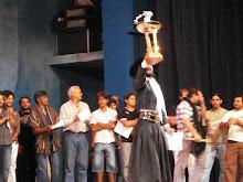 Campeon nacional del Malambo 2010