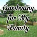 Gardening For My Family button