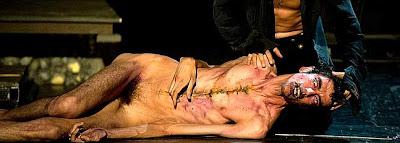 Javier Botet Frankenstein