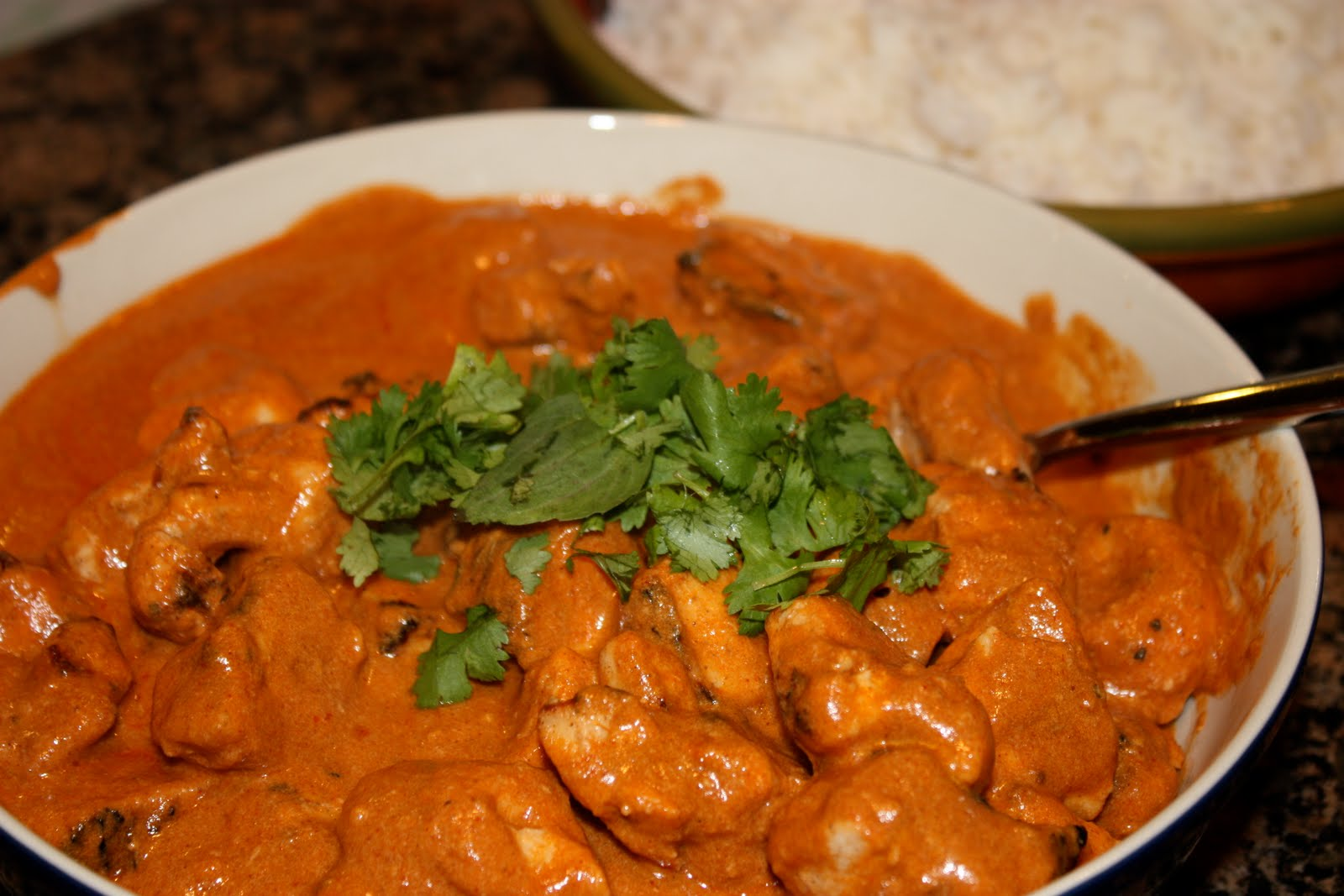 The Mothership's Galley: Chicken Tikka Masala