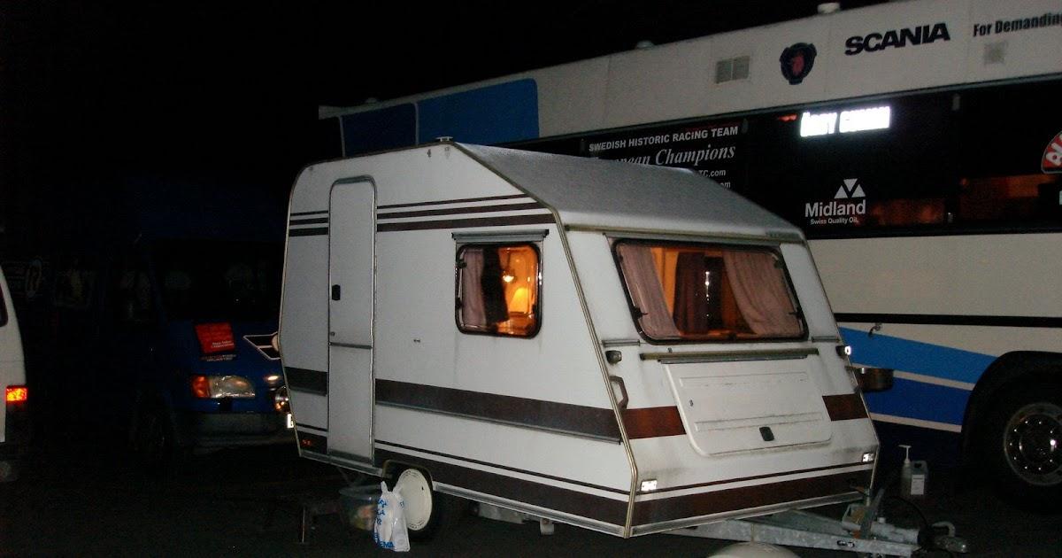 rc caravan 320