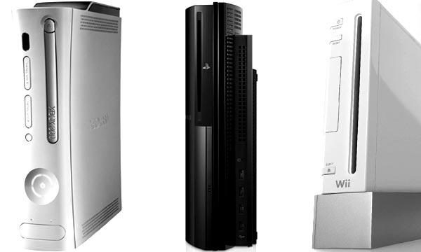 Breve historia de las consolas de videojuegos Consolas